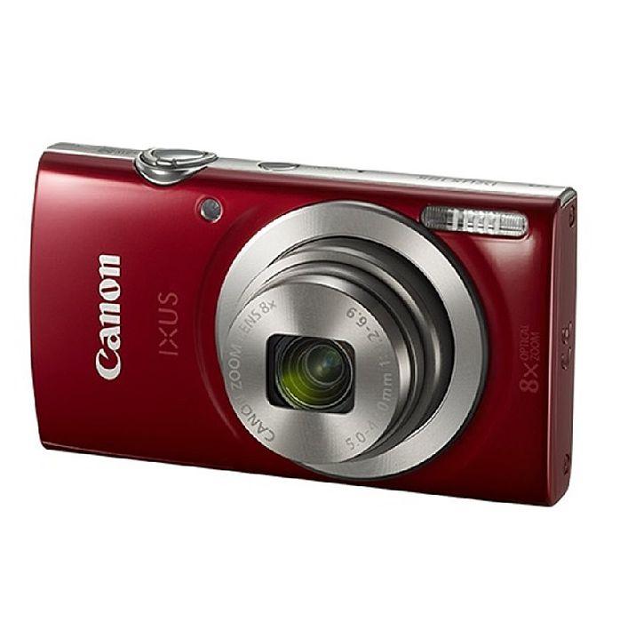 【e即棒】Canon IXUS 185公司貨 (紅色)(門號專案)