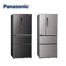 Panasonic 國際牌 ECONAVI 610L四門一級能效變頻電冰箱NR-D611XV-含基本安裝-