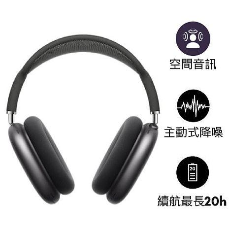 Apple 原廠 Airpods Max 無線耳罩式藍牙耳機 MGYH3TA/A 太空灰