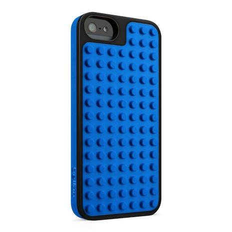 Belkin + LEGO Builder 樂高 積木 保護殼 iPhone 5S / 5 黑色