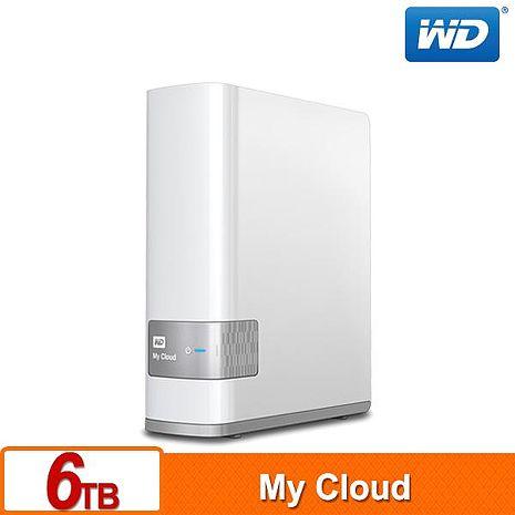 WD威騰My Cloud 6TB 雲端儲存系統