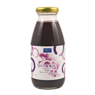 珈的工房 100葡萄汁 (300ml*24入)