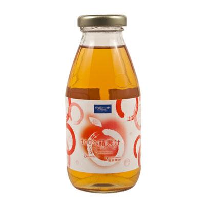 珈的工房 100蘋果汁24入 (300ml/入)