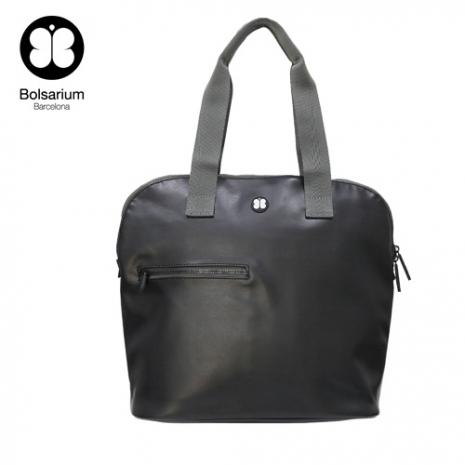 VAX BOLSARIUM 卡拉麗萬用托特包 (14吋筆電包)-黑灰