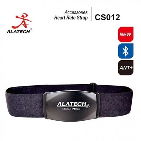 ALATECH CS012 雙頻前扣式心率帶