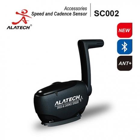 ALATECH SC002 單車雙頻速度踏頻器