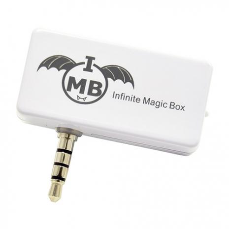 IMB AFM-02 全通用型FM發射器 (無線音樂傳輸)
