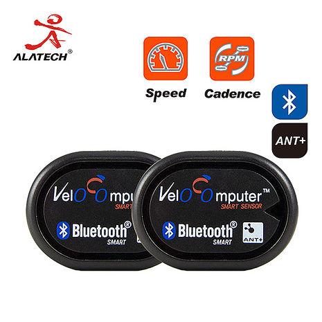 VeloComputer VC5無磁速度+踏頻感測器 (VC5-SPEED+CADENCE)
