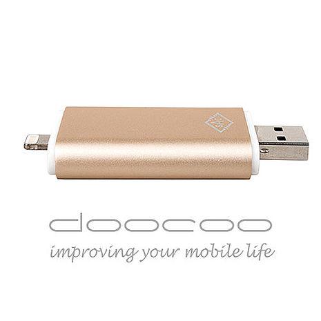 【加密碟】SAC 32GB i-Drive Apple 專屬智慧加密快閃鋁合金隨身碟 (MFI認證)