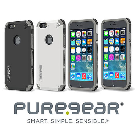 PureGear 普格爾 iPhone 7 4.7吋 DUALTEK 坦克軍規保護殼