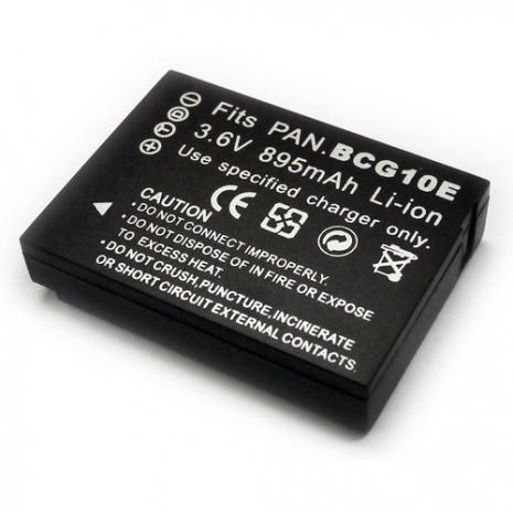 Panasonic DMW-BCG10E/ ZS3/ ZS10/ TZ7/ TZ65/ ZR1 數位相機電池 鋰電池 (副廠)