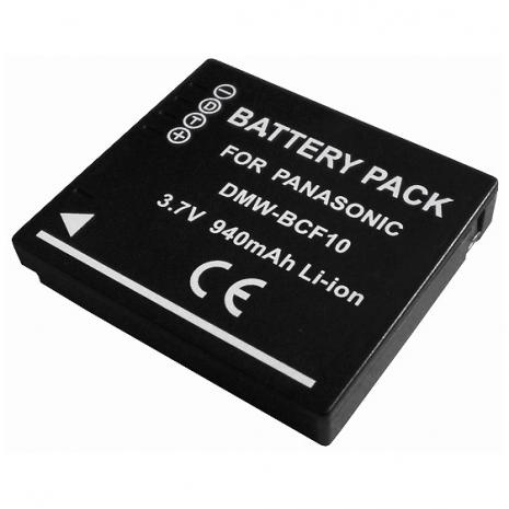 Panasonic DMW-BCF10E / FX40/ FX700/ TS1/ TS3/ FP8/ FH1 數位相機電池 鋰電池 (副廠)
