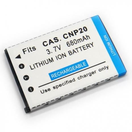 CASIO NP-20 NP20/ CD825 無敵 翻譯機 數位相機電池 鋰電池 (副廠)