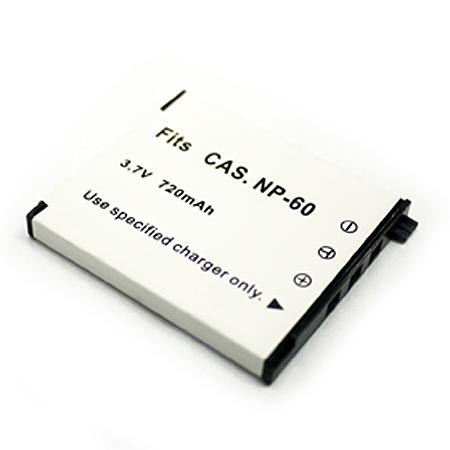 CASIO NP-60 NP60 / EX-S80BE 數位相機電池 鋰電池 (副廠)