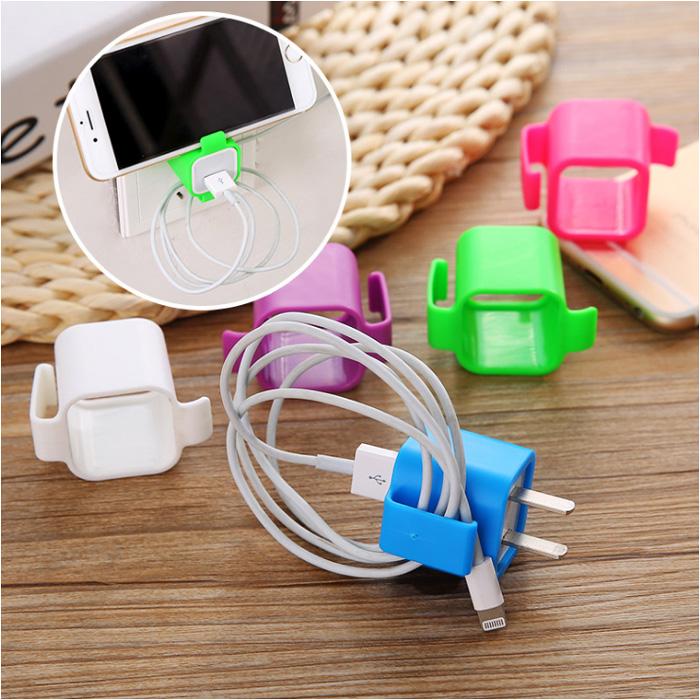 【活動】Apple iPhone 5W旅充頭 創意保護殼/支架/集線器-手機平板配件-myfone購物