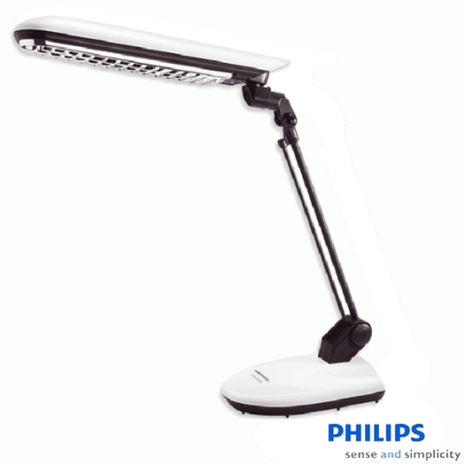 【飛利浦PHILIPS】極光防眩光檯燈 FTN629 (白色)