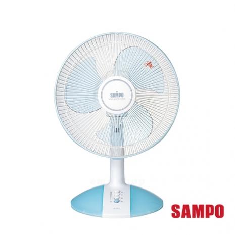 【聲寶SAMPO】12吋機械式桌扇SK-FB12