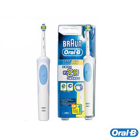 【德國百靈Oral-B】活力美白電動牙刷 D12.W