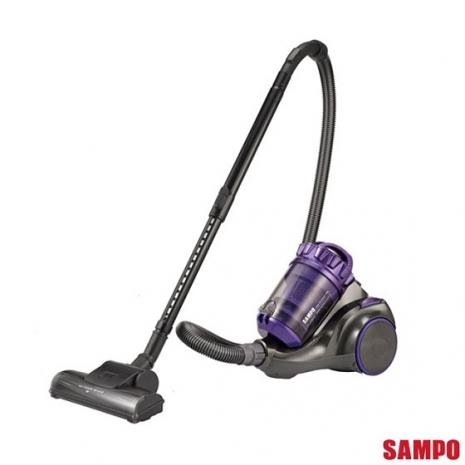 【聲寶SAMPO】HEPA免紙袋吸力不衰減吸塵器 EC-HA40CYP
