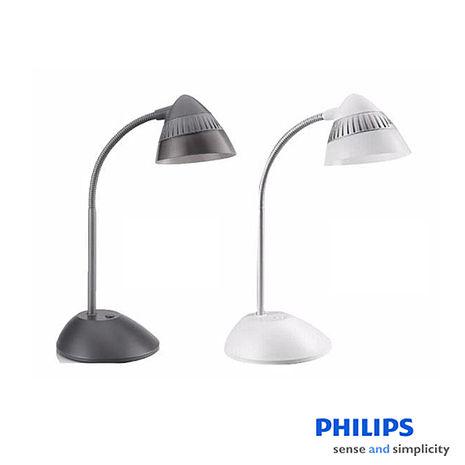 【飛利浦PHILIPS】 酷昊LED檯燈 70023黑色