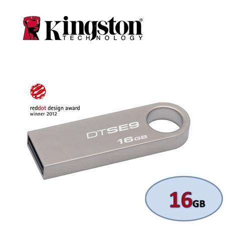 金士頓Kingston DTSE9H/16GB USB 2.0 16GB 隨身碟-3C電腦週邊-myfone購物