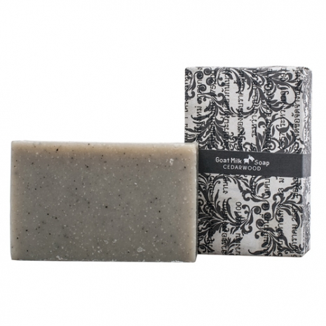 泰香 禾竹雪松山羊奶手工保養皂 100g