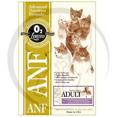 美國愛恩富ANF《特級成貓配方》貓飼料3kg