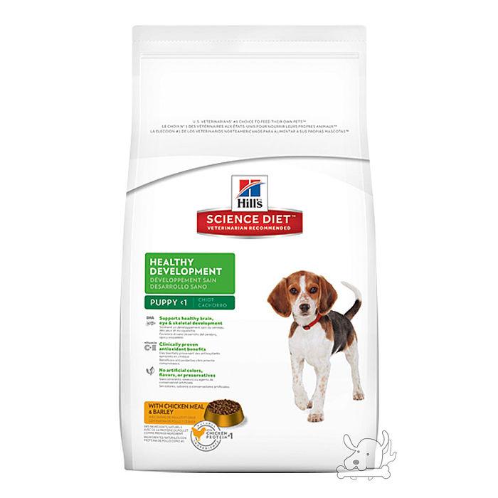 Hill's希爾思 幼犬 均衡發育配方 原顆粒 4公斤
