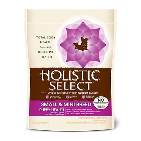 【HolisticSelect】新鷹格 活力滋 小型幼犬 低敏魚加雞健康 3磅 X 1包