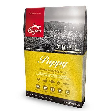 【Orijen】渴望 幼犬 野牧鮮雞+鮮魚配方 犬糧 6公斤 X 1包