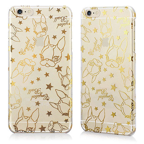 GARMMA Crystal Ball iPhone 6/6S 4.7吋保護殼-星星Hippie