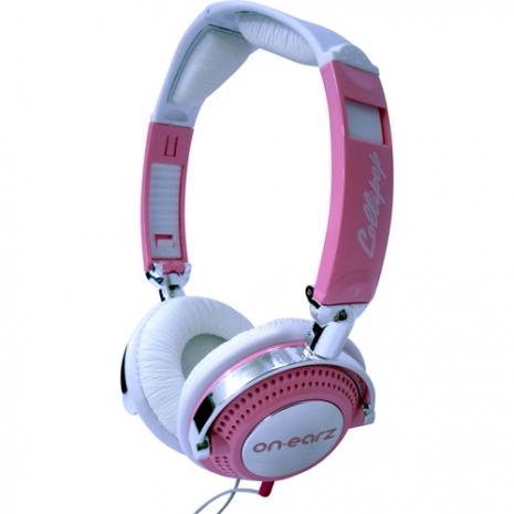 比利時On earz Lollipop Pink 粉嫩耳機