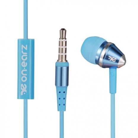 比利時On earz LolliBUDZ耳塞式耳機-香檳藍