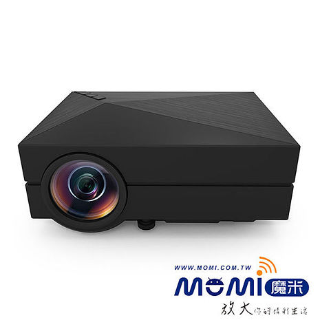 MOMI 魔米 X800 行動 小型 投影機 (廣)
