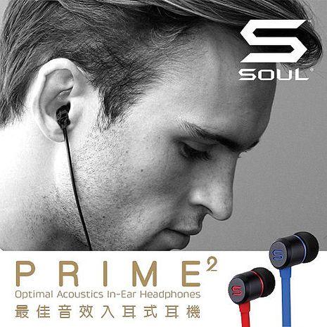 SOUL PRIME2 最佳音效入耳式耳機