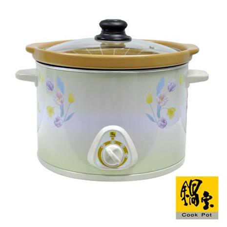 【鍋寶】5L陶瓷燉鍋(D-EK-5688)