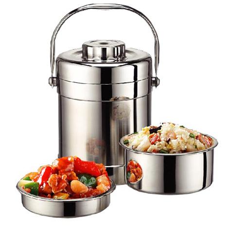 【鍋寶】1.2L巧廚保溫三層提鍋 (IKH-506123-C)