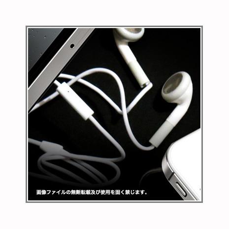 iPhone/iPad專用麥克風式精靈耳機(淨白)
