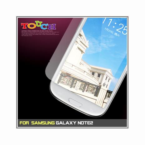 Samsung Galaxy Note2 N7100專用高透防刮無痕螢幕保護貼