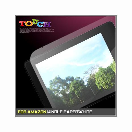 Amazon kindle paperwhite專用高透防刮無痕螢幕保護貼