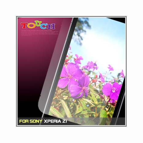 SONY Xperia Z1 / C6902專用高透防刮無痕螢幕保護貼