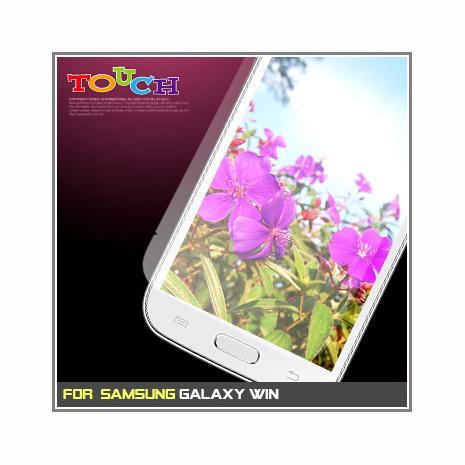 Samsung Galaxy Win / i8552專用高透防刮無痕螢幕保護貼-手機平板配件-myfone購物