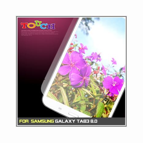Samsung Galaxy Tab3 8.0專用高透防刮無痕螢幕保護貼
