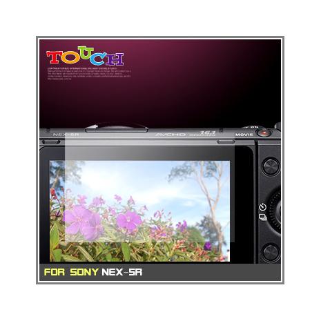 Sony NEX-5R專用高透防刮無痕螢幕保護貼