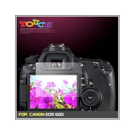 CANON EOS 60D專用高透防刮無痕螢幕保護貼