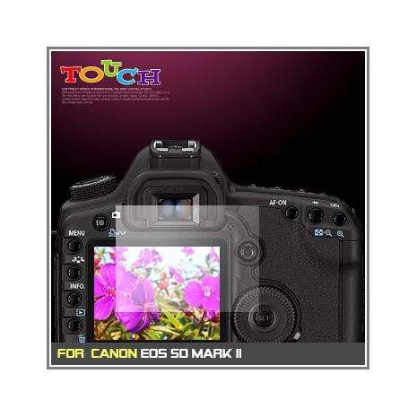 CANON EOS 5D MARK II專用高透防刮無痕螢幕保護貼
