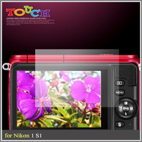 Nikon 1 S1專用高透防刮無痕螢幕保護貼