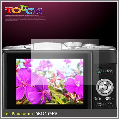 Panasonic DMC-GF6專用高透防刮無痕螢幕保護貼