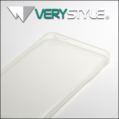 【微利時代VERY STYLE】iPhone 6 Plus (5.5吋)經典時尚超薄TPU清水保護套(透明)