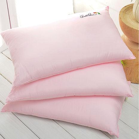 【Arnold Palmer雨傘牌】天絲羊毛保暖枕1入